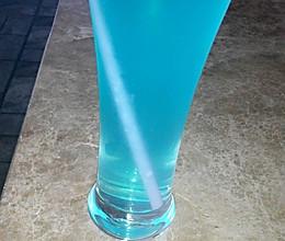 蓝莓味运动饮料的做法