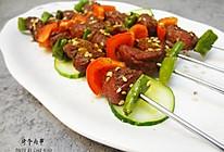 烤牛肉串#豆果魔兽季部落#的做法