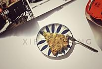 #馅儿料美食,哪种最好吃#芹菜叶可以这样做-芹菜叶鸡蛋饼的做法