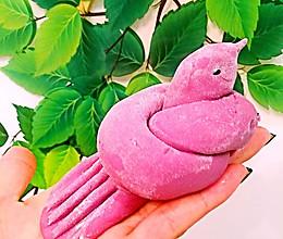紫薯各类造型的馒头的做法
