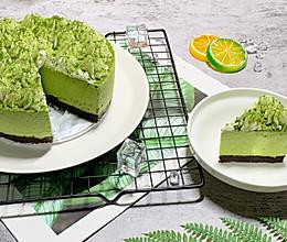 养眼又好吃的抹茶芝士蛋糕的做法