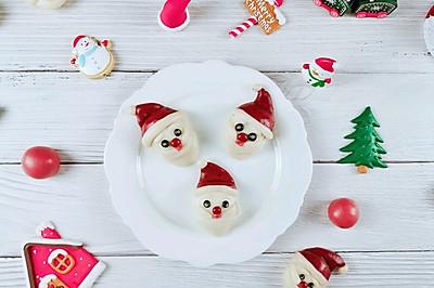 手把手教你做可愛圣誕老人湯圓