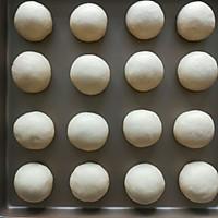 淡奶油小面包的做法图解6