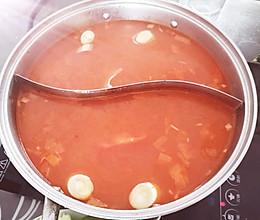 火锅控---自做番茄锅底涮起来的做法