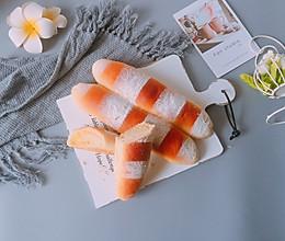 椰蓉排包的做法