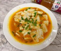 蟹粉豆腐的做法