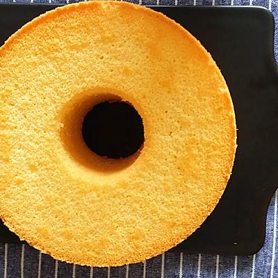品味经典--小岛老师的戚风蛋糕
