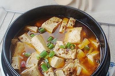 石锅鱼籽豆腐