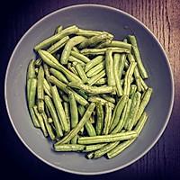 梅干菜干煸刀豆(四季豆)的做法图解8
