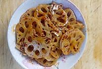 辣拌藕片的做法