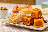 红薯饼|软软糯糯的做法