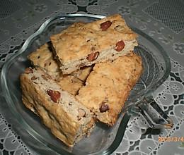 糖尿病点心---核桃酥饼的做法