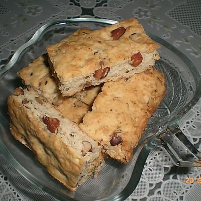 糖尿病点心---核桃酥饼