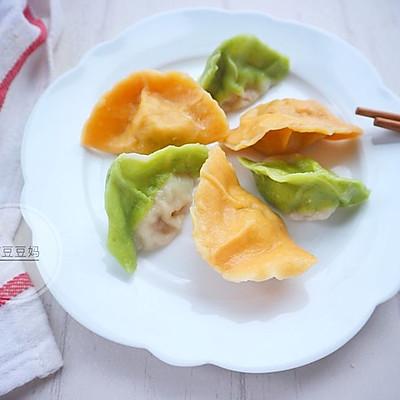 羊肉白菜饺子