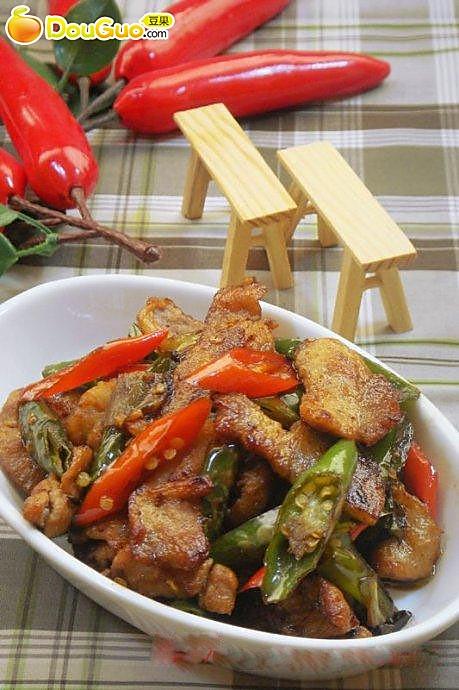 台湾最下饭的小炒肉的做法