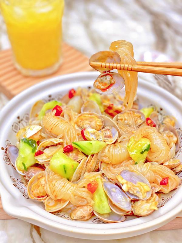 酸辣花甲魔芋结㊙️低脂开胃减脂餐