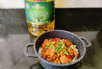 #橄享国民味 热烹更美味#鸡蛋酱拌面的做法