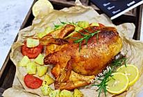 新奥尔良烤鸡的做法