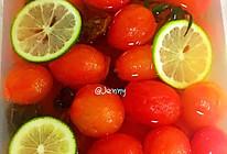 话梅小蕃茄的做法
