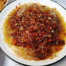 超下饭的蒜蓉粉丝金针菇