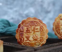 五仁叉烧月饼的做法