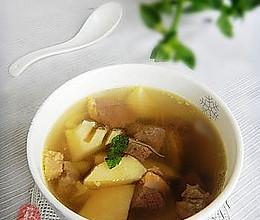 冬笋鸭汤---春季养生重饮食的做法