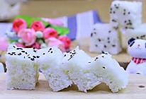 山药大米糕 宝宝辅食食谱的做法