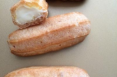 百分百成功好吃到朋友很多的香草奶油泡芙#长帝烘焙节#