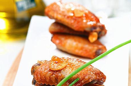 仔姜焗烤鸡翅的做法