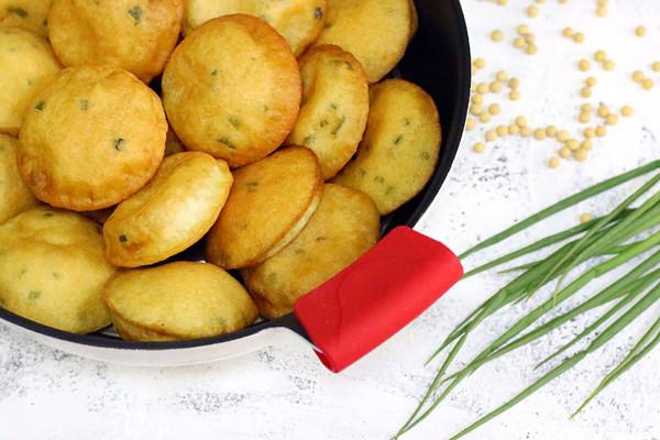 福建小吃—油饼的做法