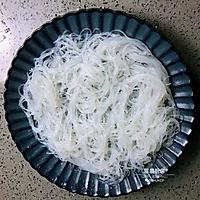 蒜蓉粉丝金针菇的做法图解3