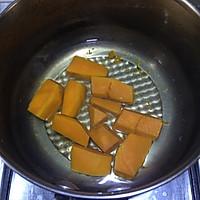 小米南瓜粥#儿童辅食#的做法图解3