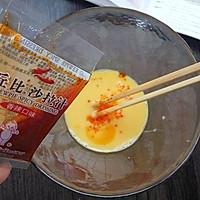 香辣馒头干--馒头的高逼格吃法#丘比沙拉汁#的做法图解3