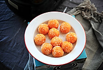红薯糯米糍的做法