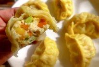 鸡胸肉玉米蒸饺的做法