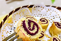 紫薯一口脆#九阳烘焙剧场#的做法