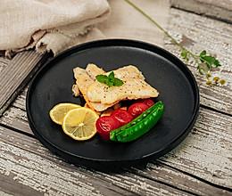 美味减脂的香煎巴沙鱼的做法