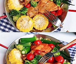 低卡高蛋白减脂餐的做法
