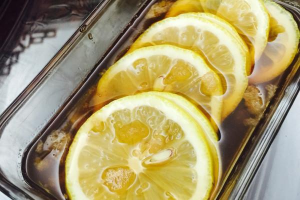 减肥蜂蜜柠檬茶的做法