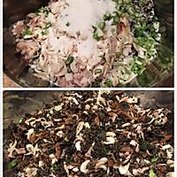 温州梅菜麦饼的做法图解4