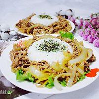 日式肥牛饭的做法图解10