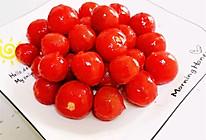 #美食视频挑战赛# 蜂蜜糖渍小番茄的做法