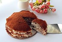 奥利奥可可千层蛋糕的做法