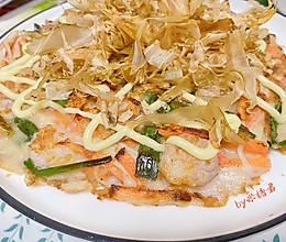韩式小吃:海鲜葱饼的做法