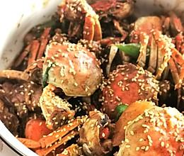 好吃停不下来的胖哥俩肉蟹煲的做法