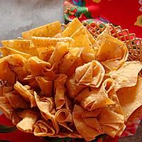 传统小吃|炸排叉#利仁美食穿越#的做法图解17
