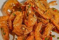 椒盐大虾,酥脆入味的制胜秘诀!的做法