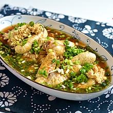 #花10分钟,做一道菜!# 清蒸鱼籽