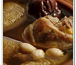 寒冷冬季里的养生汤--------当归竹荪土鸡汤的做法