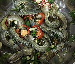 腌制濑尿虾的做法